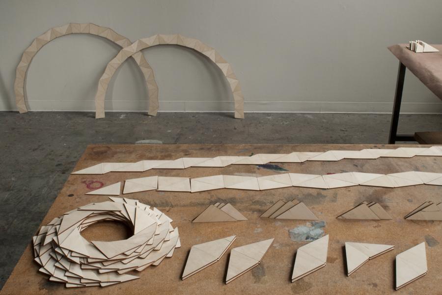 McColl Center for Visual Art / Fall 2012