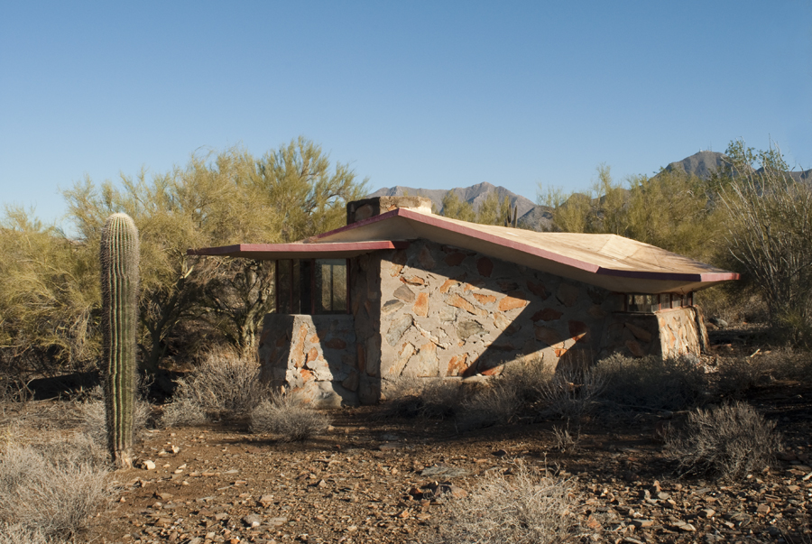desert shelter
