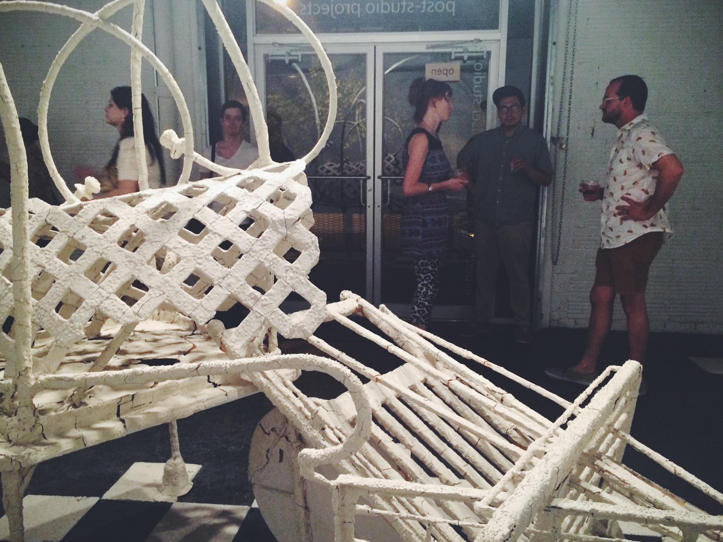 Jessica Kreutter / Post Studio Projects, Houston