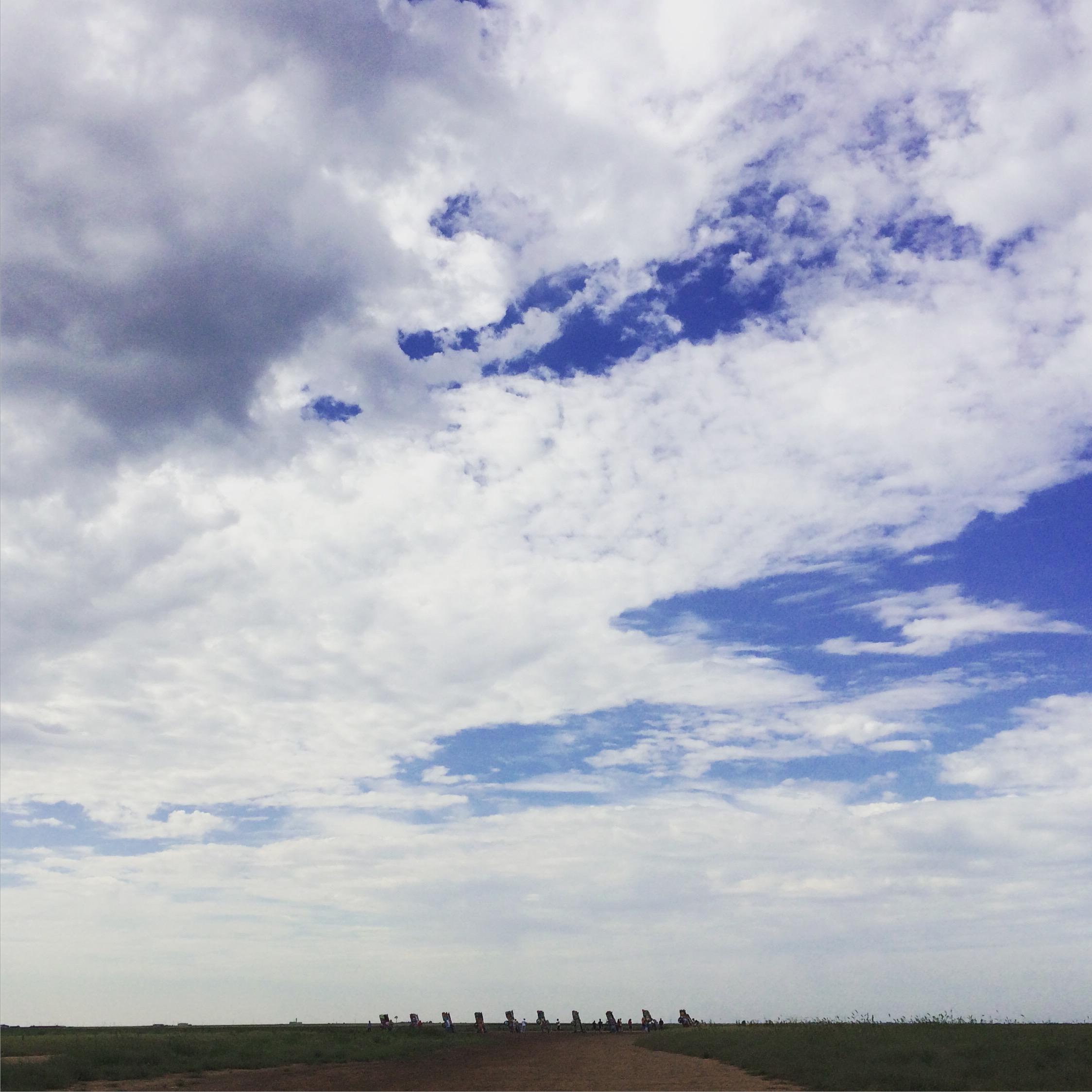 Cadillac Ranch / Amarillo, Texas