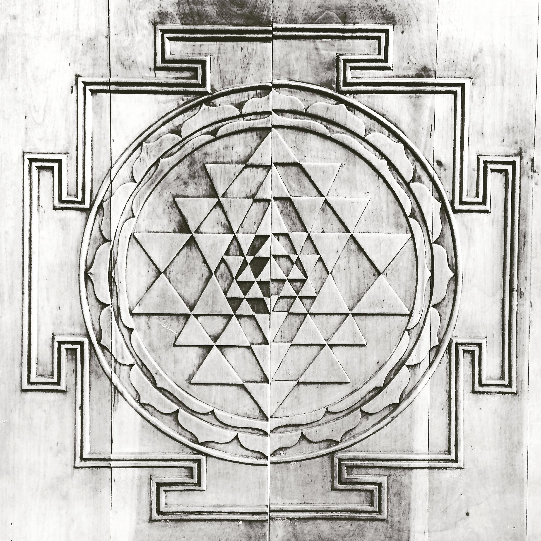 chakana / andean cross