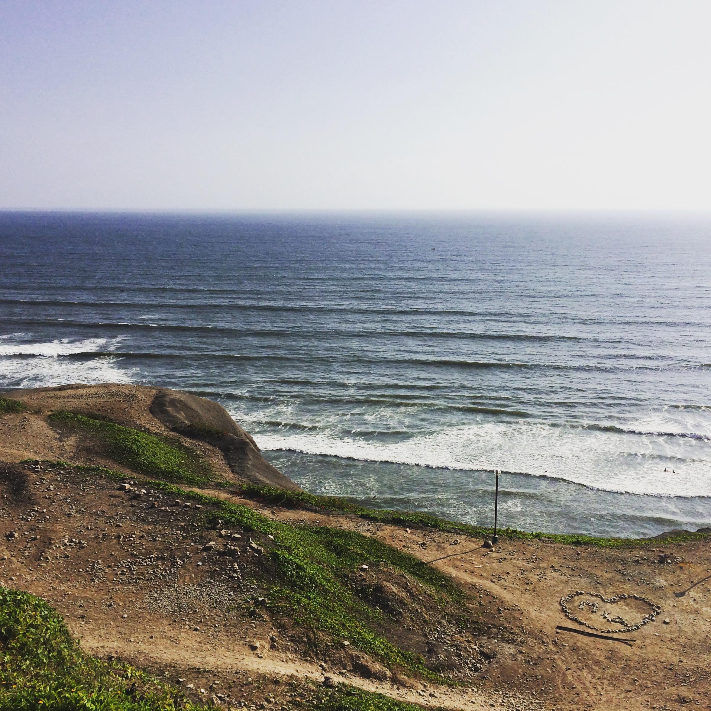 Pacific view • Playa la Estrella