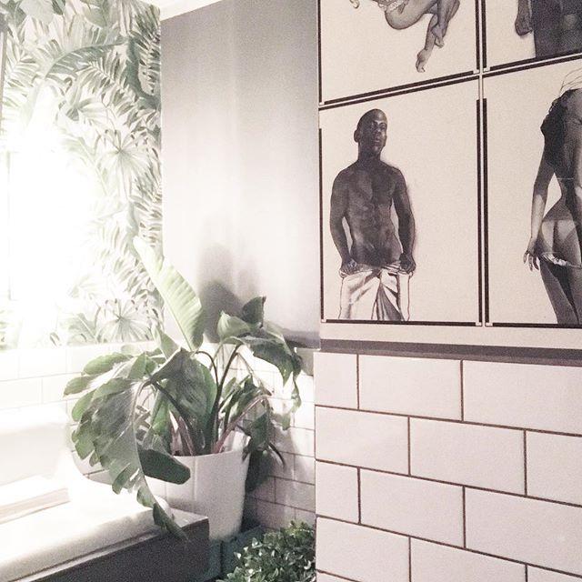 washroom style