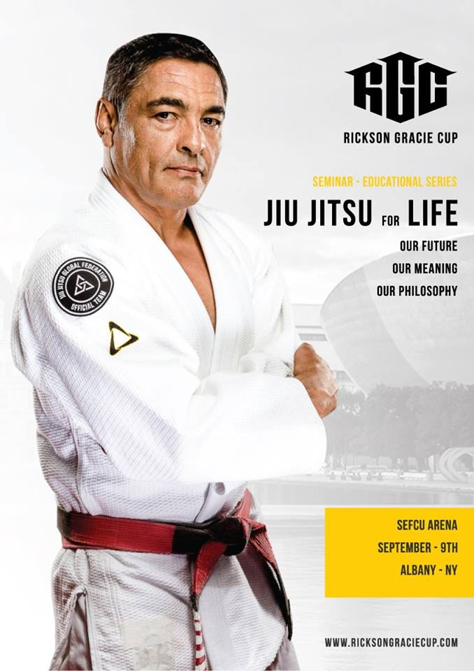 Rickson Gracie Jiu-Jitsu