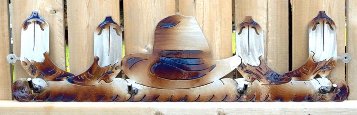 Boot & Hat Coat Rack