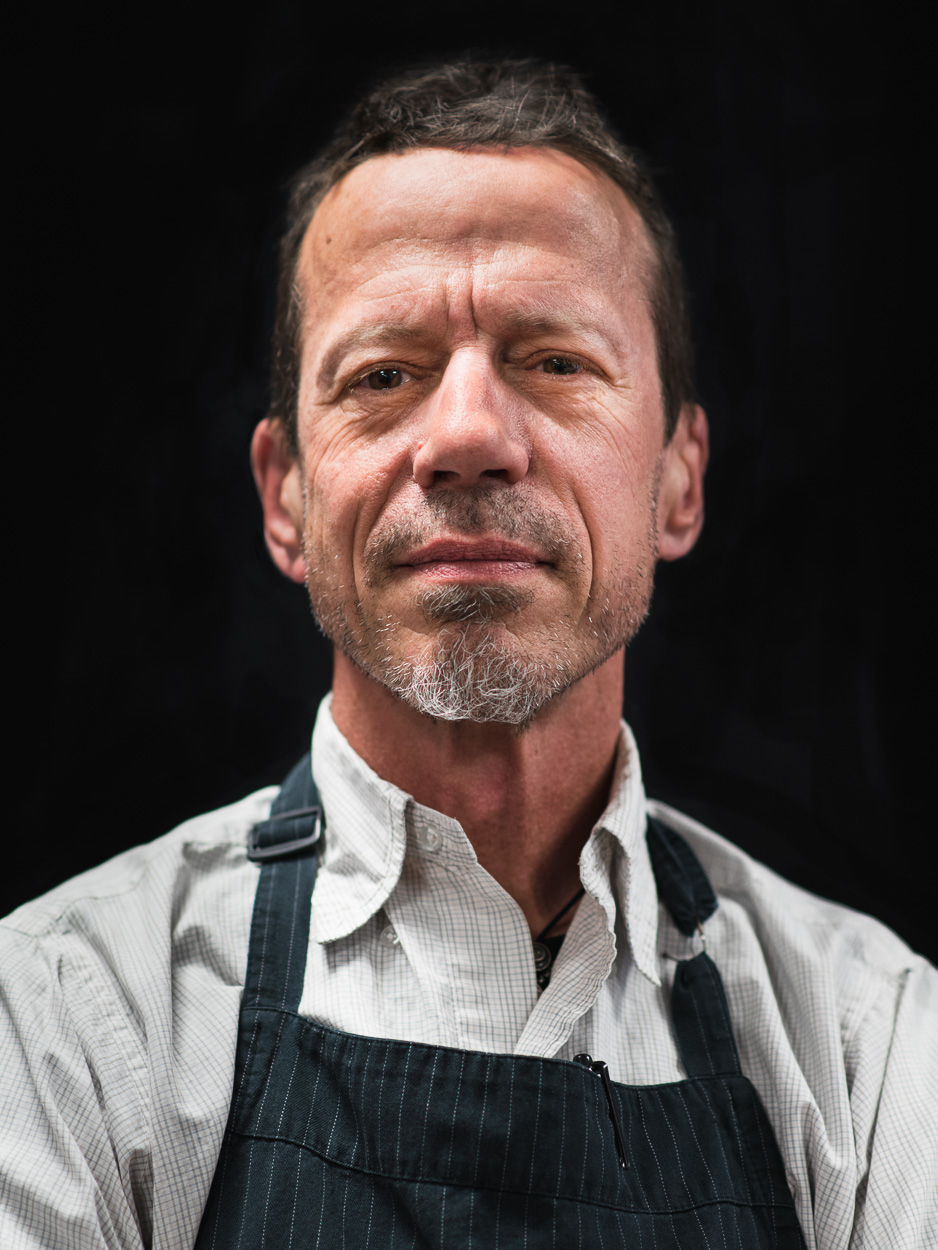 David Dubois  - Chef