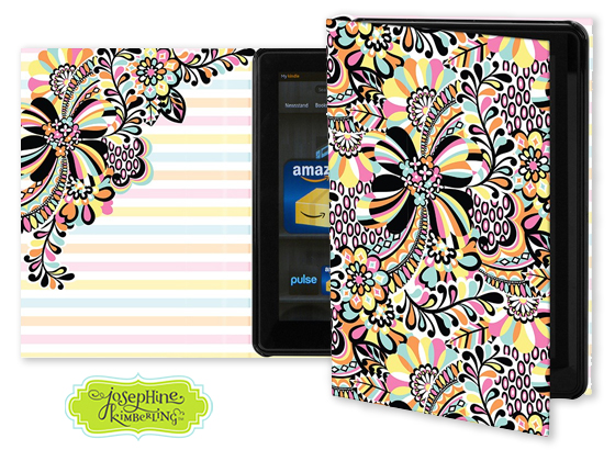 Josephine Kimberling's 'Boombshell' Keka Case for tablet devices