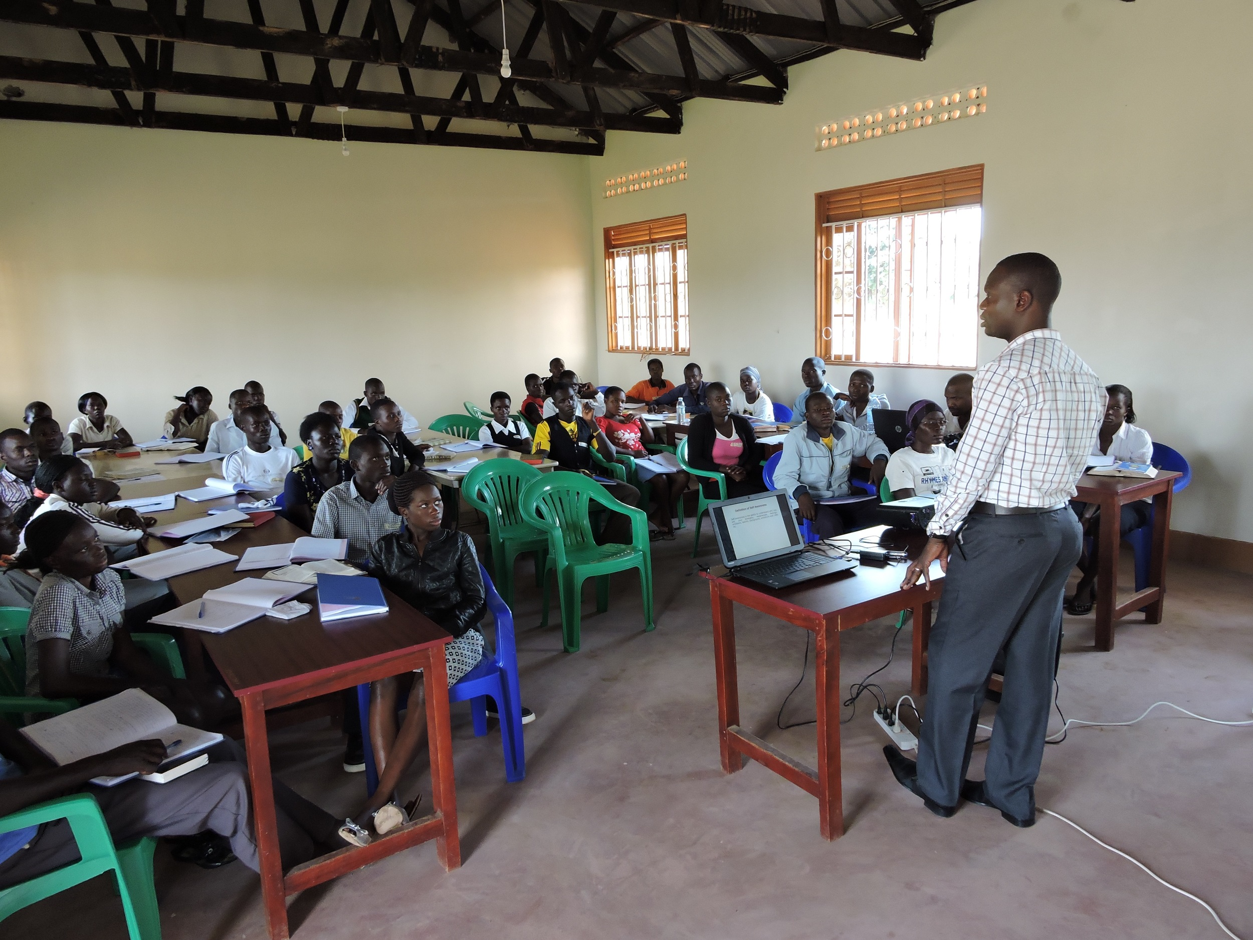 Uganda Leadership and Skills Development Program
