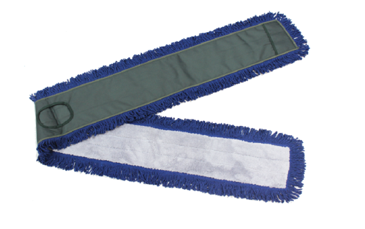 Microfiber Canvas-Backed Dust Mop