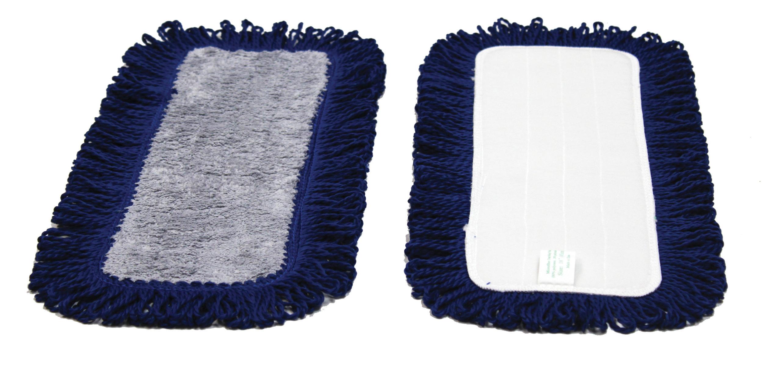 Microfiber Canvas-Backed Dust Mop