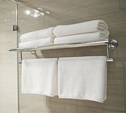 Eclipse Carton Packed Towels  - Slight imperfects from Shuttleless towels. These are high-quality ring spun products made for national hotel chains.