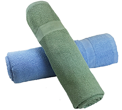Cabana & Pool Towels   - We carry basic and premium resort towel options along with private label and custom sizes or stripe options.