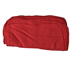 Shop Towels   - Pre-washed and folded in bundles of 50 using virgin yarn to appear full and vibrant