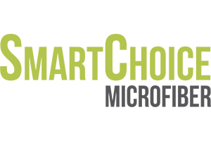 SmartChoice has proven to be better than competitor microfiber because  Monarch Brands owns the entire production process. From the color pellets from which the yarn is constructed, through splitting, weaving cutting, sewing and packaging, we inspect every stage of the process.