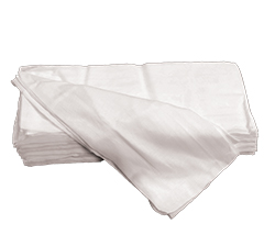 Cheesecloth  -  Made with surgical grade yarns from China. We have these products manufactured at the same facility that produces surgical gauze.