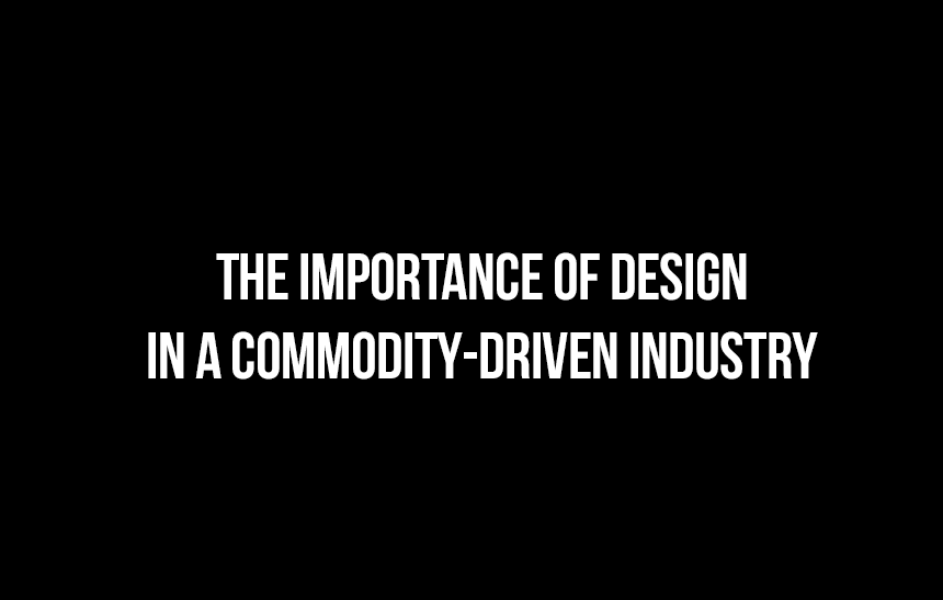 design for commodities
