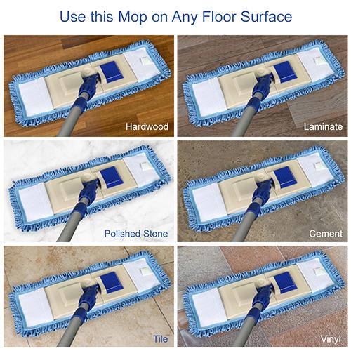Microfiber Mops