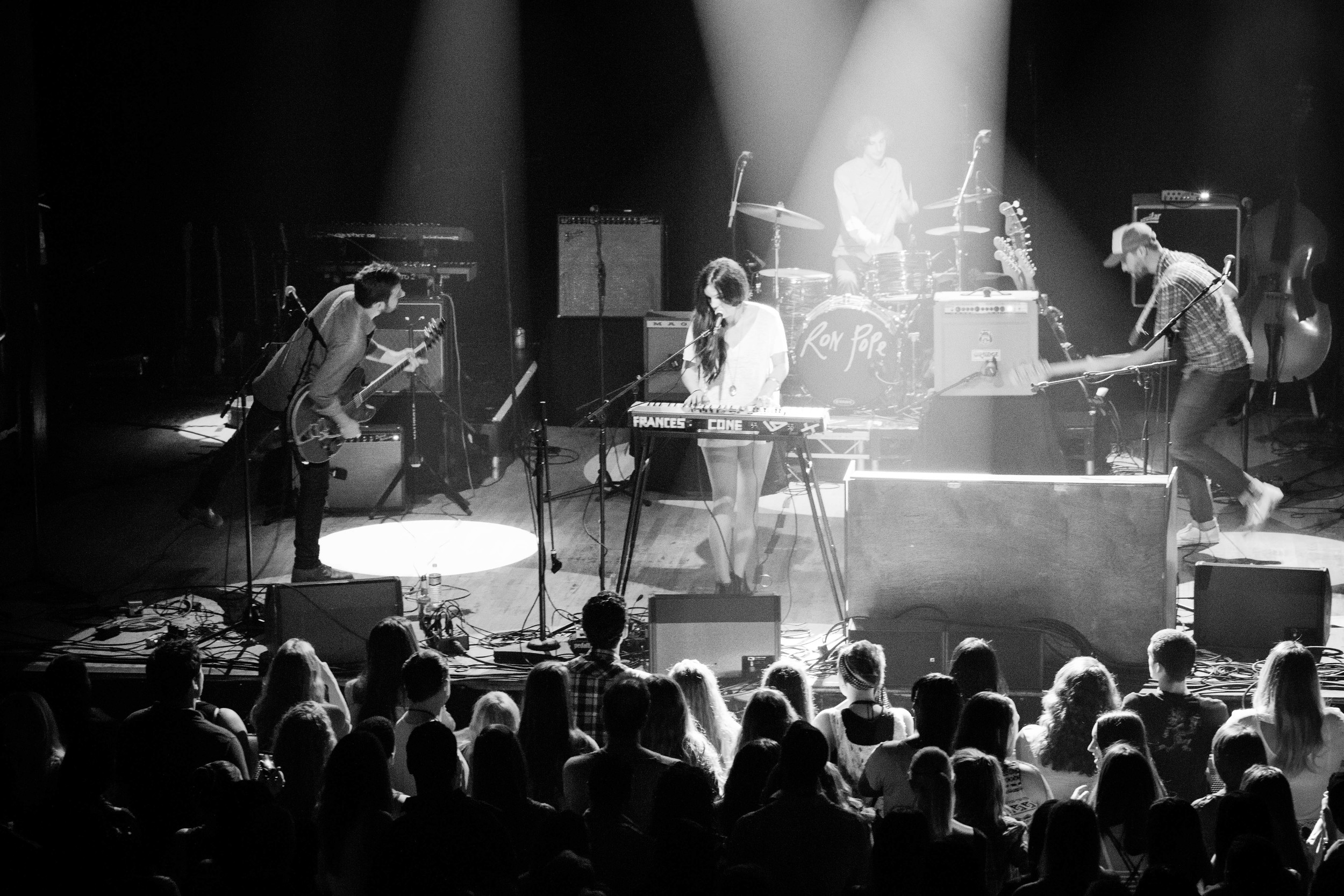 Frances Cone at Webster Hall, NYC