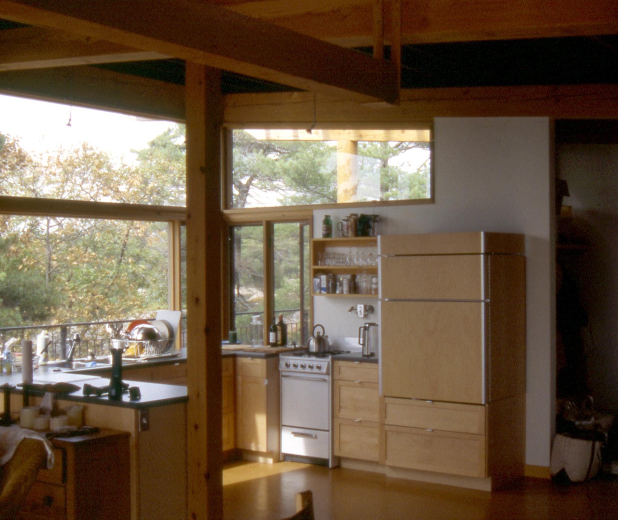 Cottage on Georgian Bay | Jennifer Turner Architect
