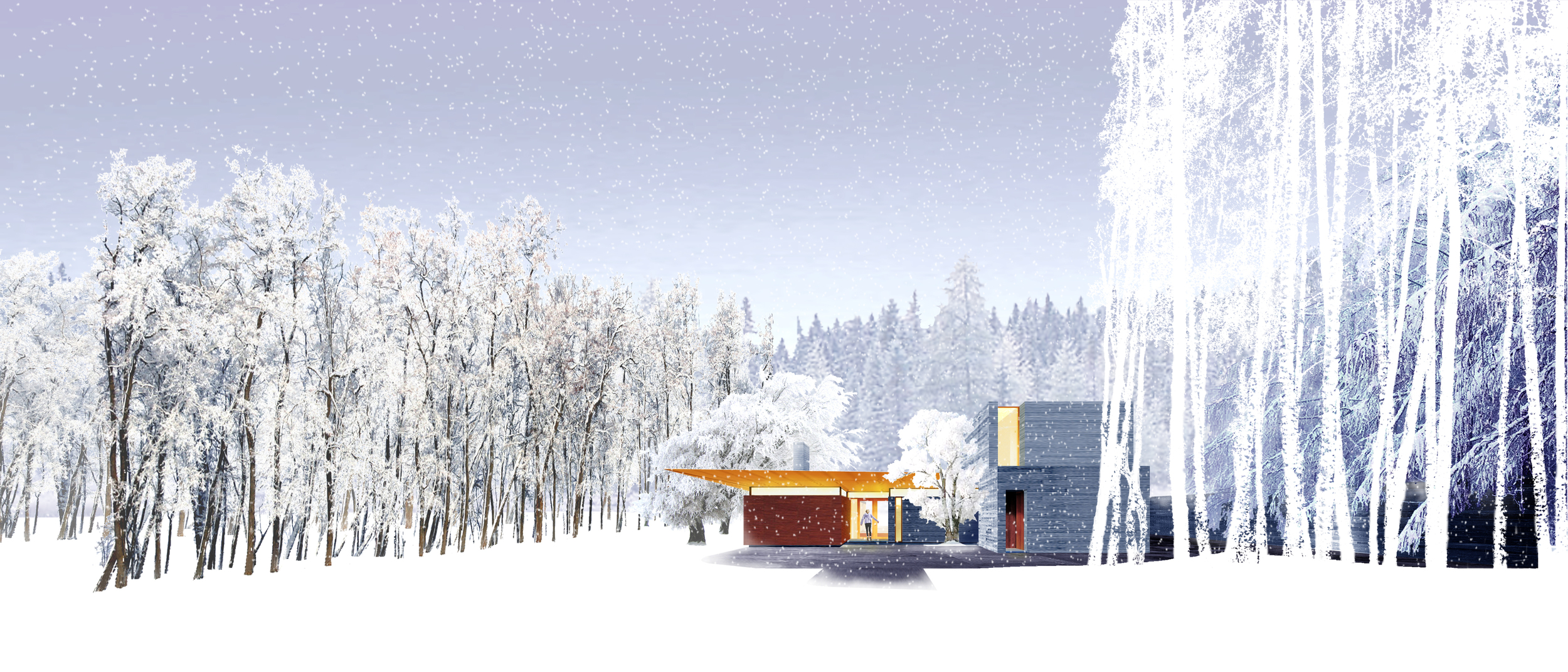 Rendering | Russia House | Jennifer Turner Architect