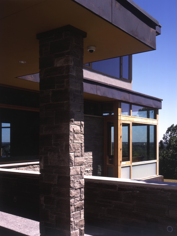 House on Niagara Escarpment | Jennifer Turner Architect