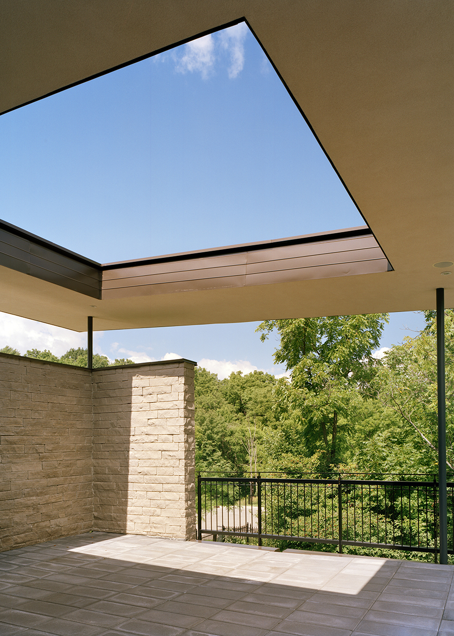 Woodhaven Place House | Jennifer Turner Architect