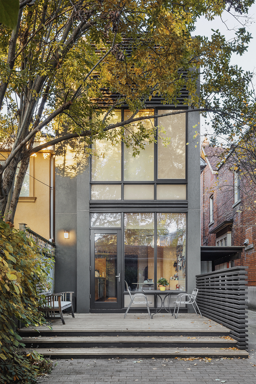 Shaw Street | Jennifer Turner Architect