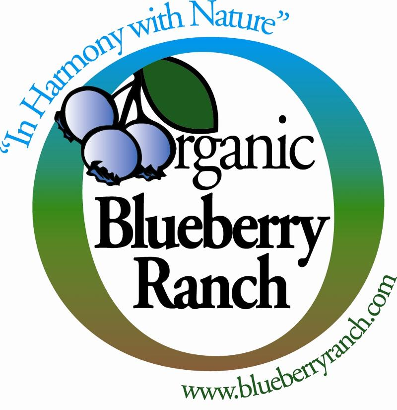 Blueberry Ranch,Granger, Indiana - Organic Blueberries - fresh in July/August; frozen throughout the year