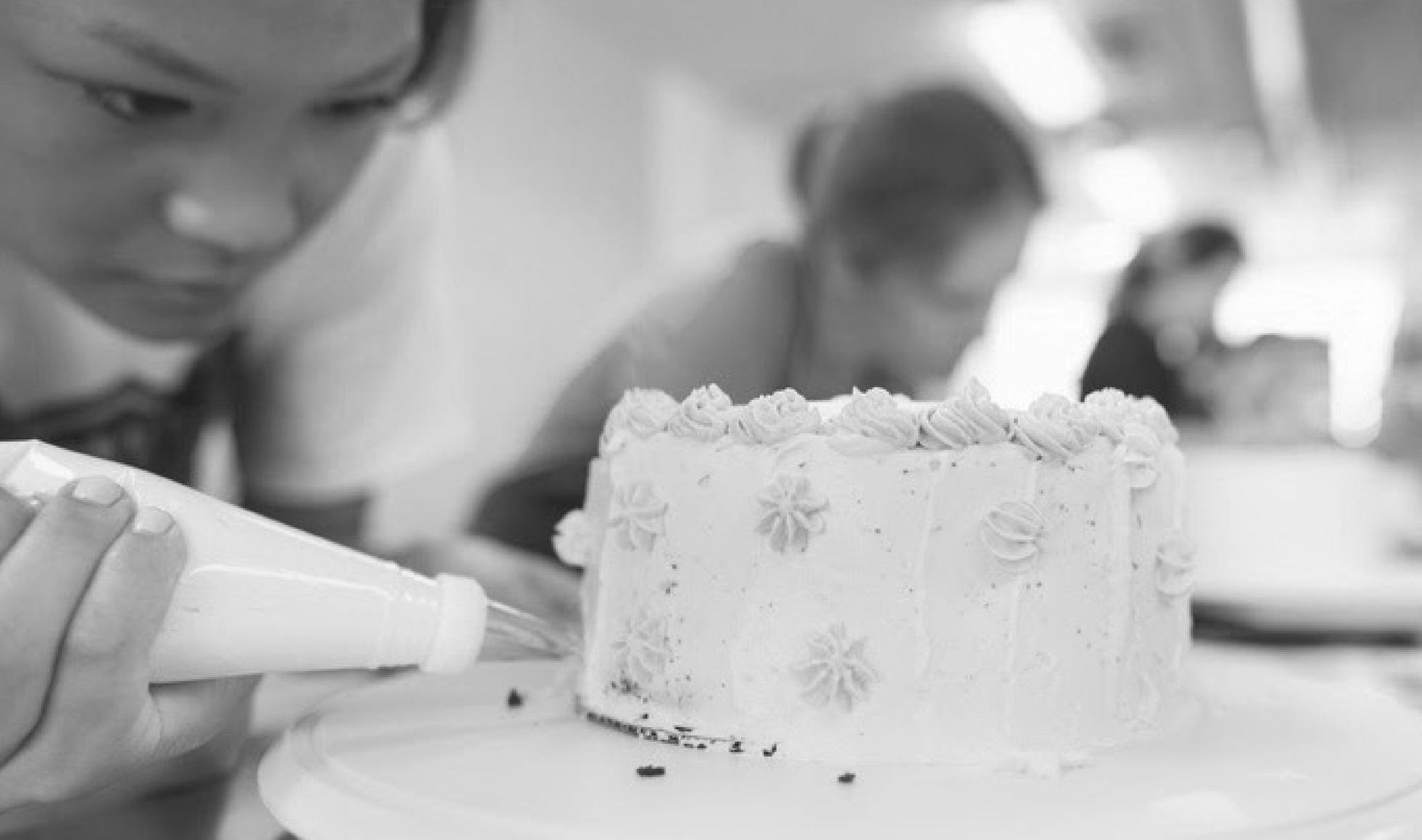 cake bosses -