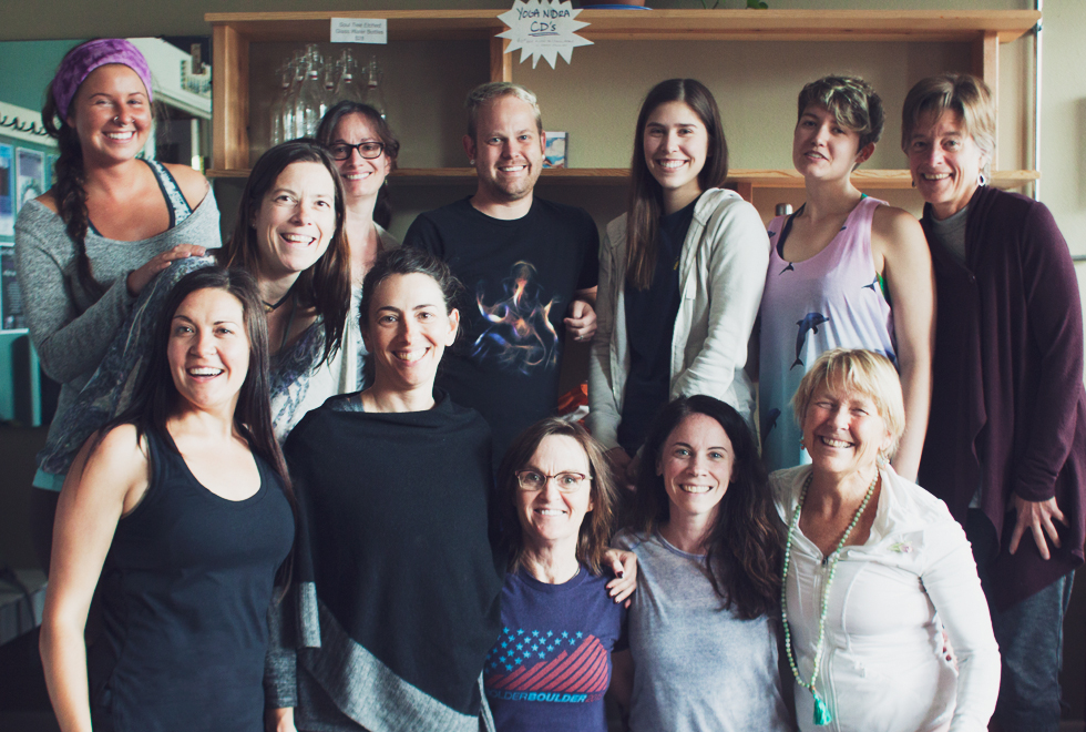 Another group of incredible teachers and guides are certified and sent out to share the love!