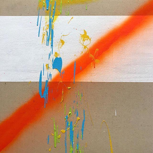 Detail shot, 2018.14, oil and enamel on canvas, 80x80 inches #instapainting #paintpaintpaint #oilpaintings #abstractogram #abstractpainting #abstractlandscape #markmaking #abstraction #abstract #abstractobsession #minimalart #minimalartist #minimaldesign #fineart #abstraction #workinprogress #artgram #contemporaryart #art #artist #paint #painting #design #designthinking #seattle #seattleart #seattleartist