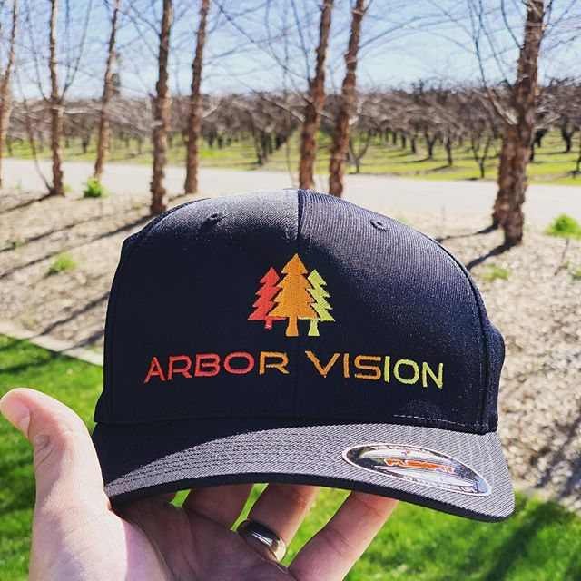 Thanks for the Sweet merch!! We got some hats going your way soon 🤙🌲 Check out @arborvision from the Bay Area. • • #rumbletree #arborvision #stihl #stumpgrinder #collab #centralvalley #bayarea #treeservice #sherilltree #treestuff #climber