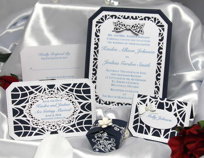 Handmade wedding cards--Contact EC Papercrafts to create your own one-of-a-kind card for that special occasion!