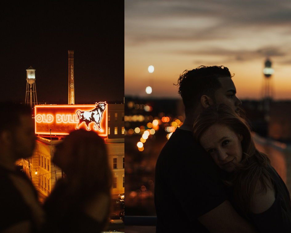 Downtown Bull City Couple. SB Photographs.jpg