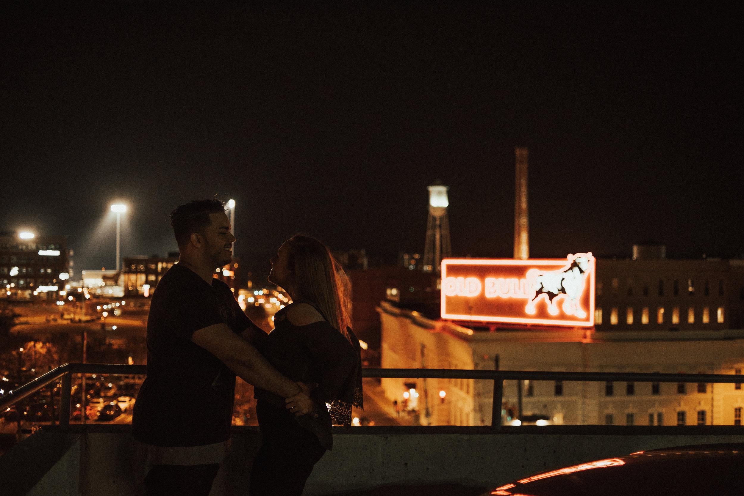 Bull City Couple. SB Photographs .jpg