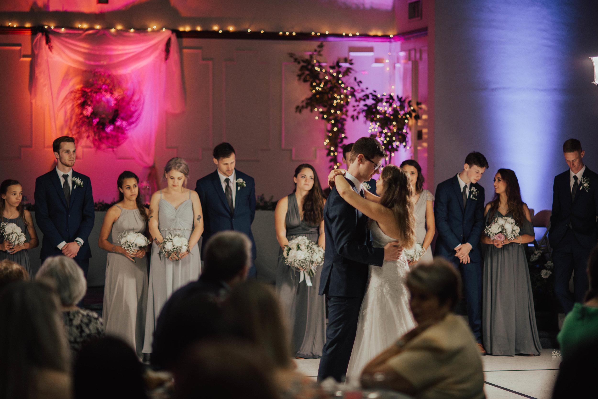Virginia wedding first dance. SB Photographs.jpg