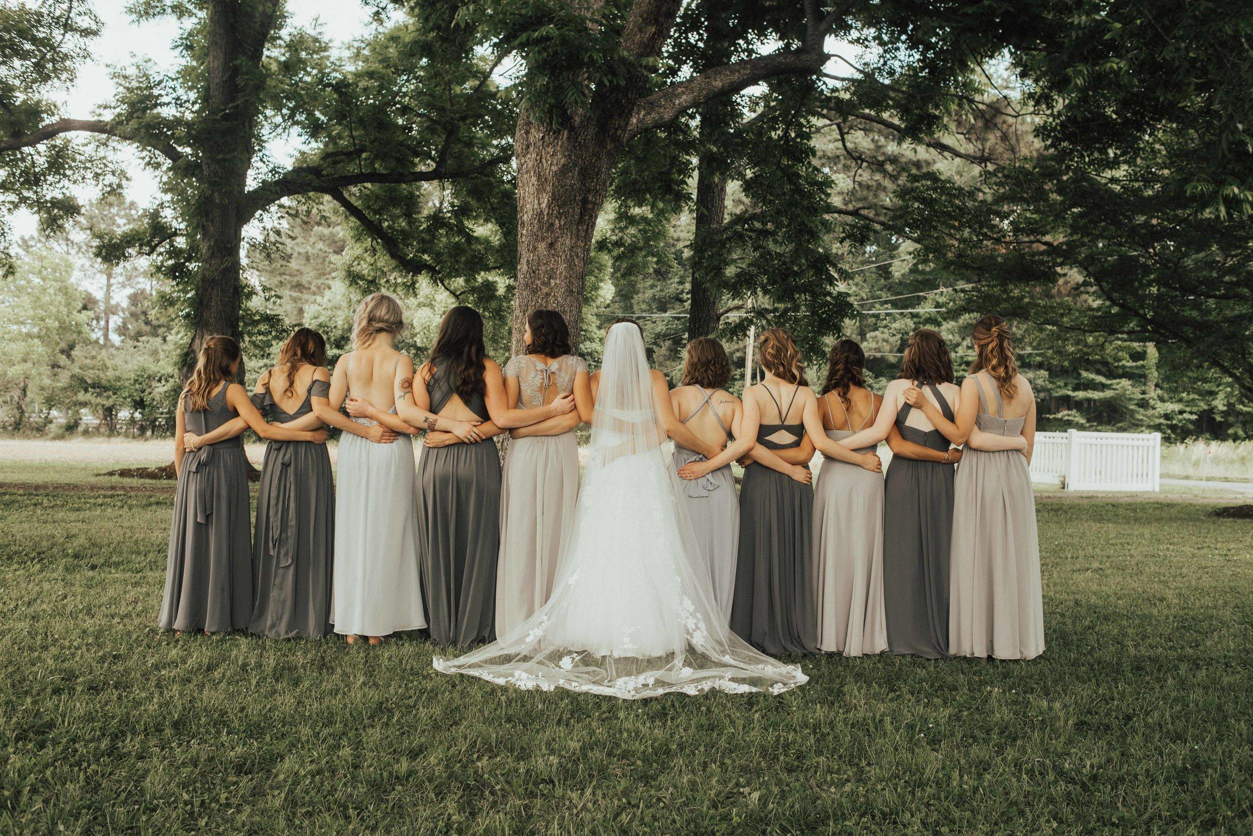Bridesmaids Virginia. SB Photographs.jpg