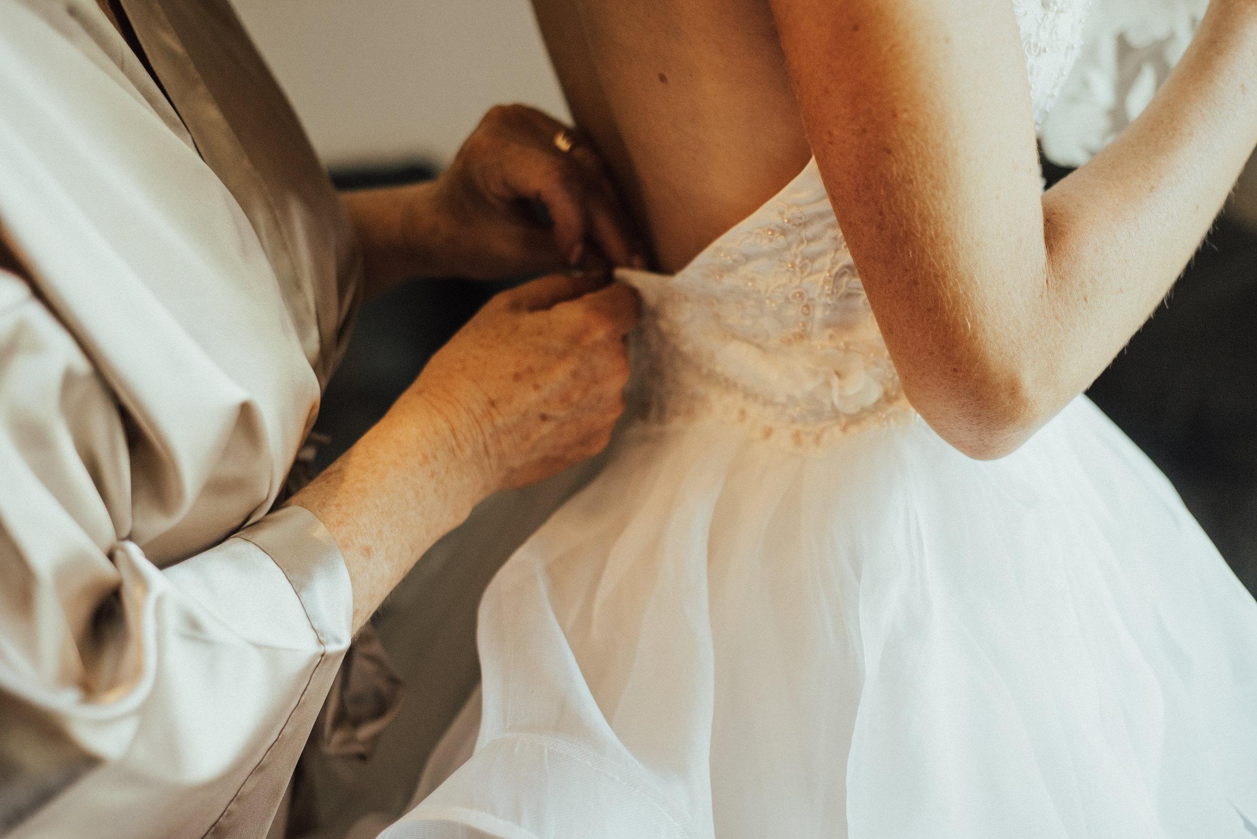 Knotts Island, NC Wedding By SB Photographs