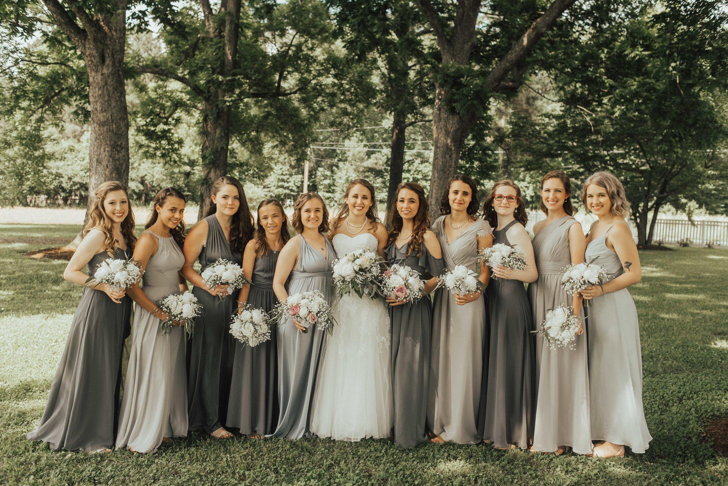 Virginia Summer Wedding By SB Photographs