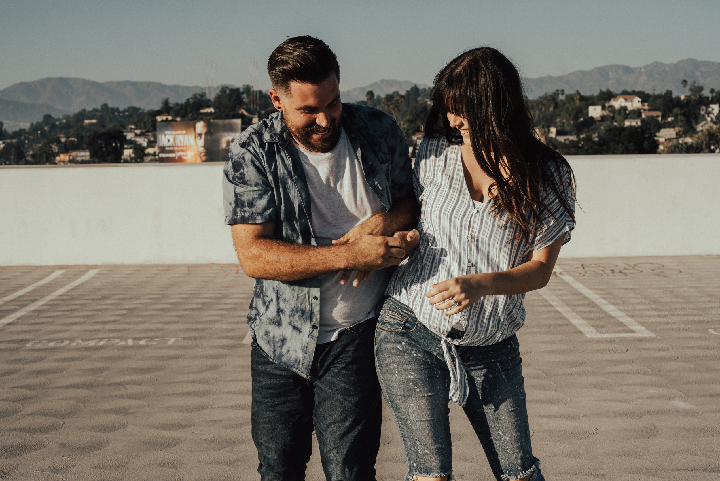 Downtown LA Couple Session By SB Photographs.jpg