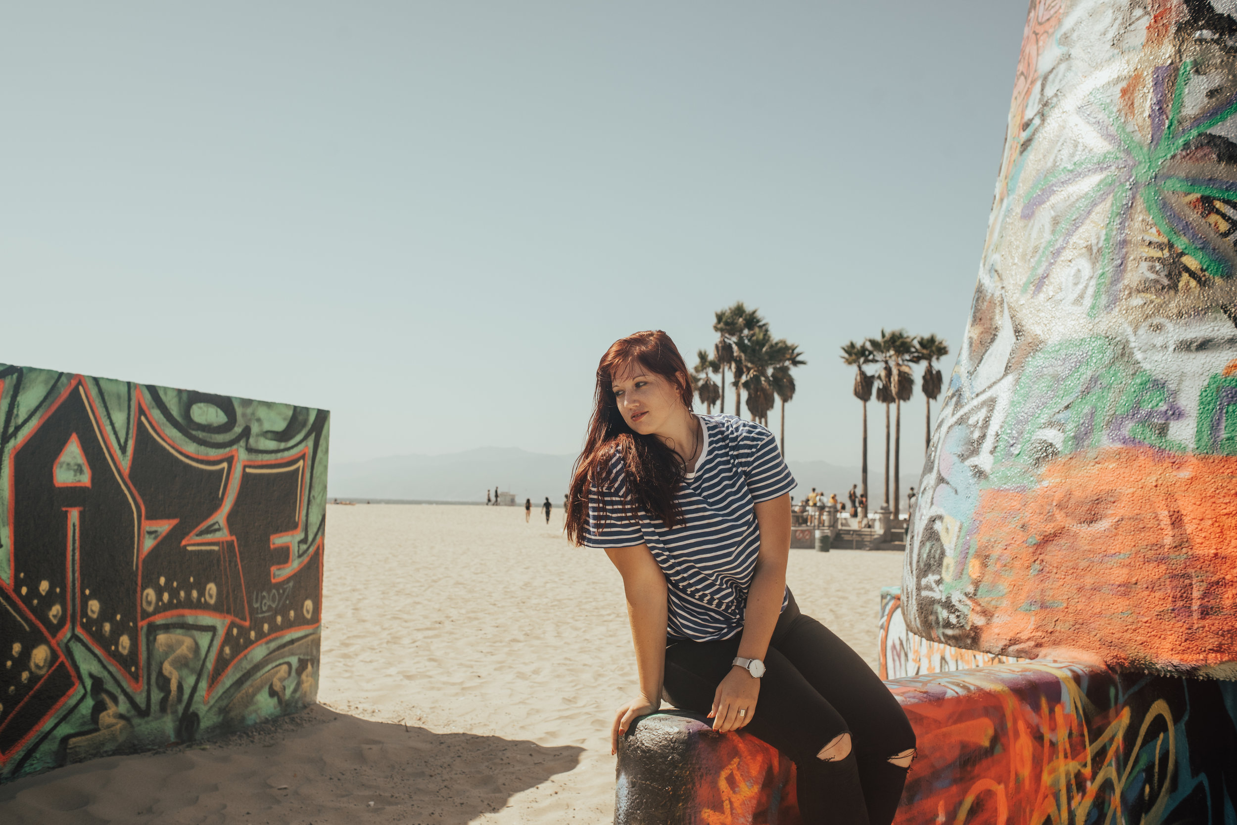 Venice Beach By SB Photographs