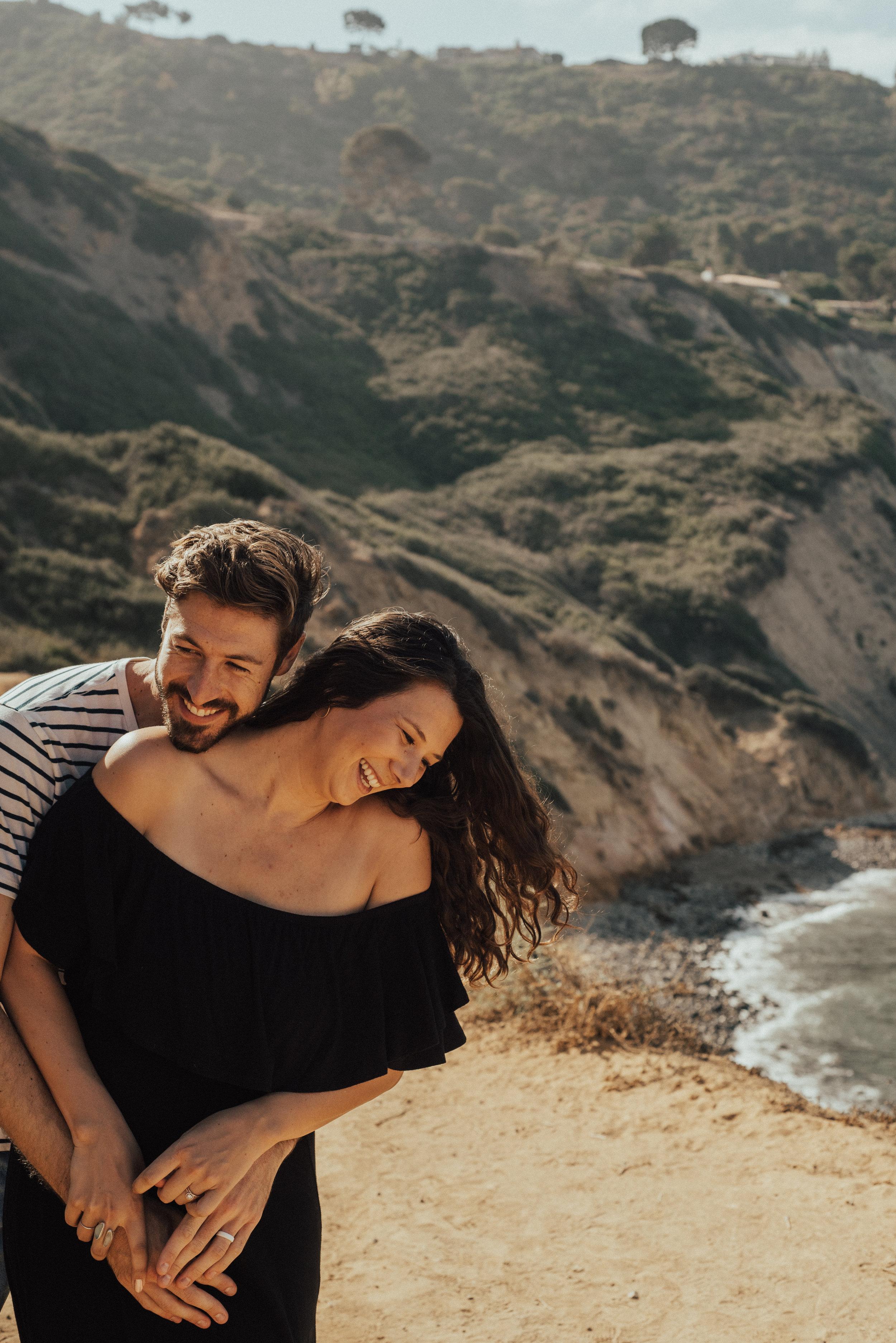 Palos Verdes Couple Session By SB Photographs
