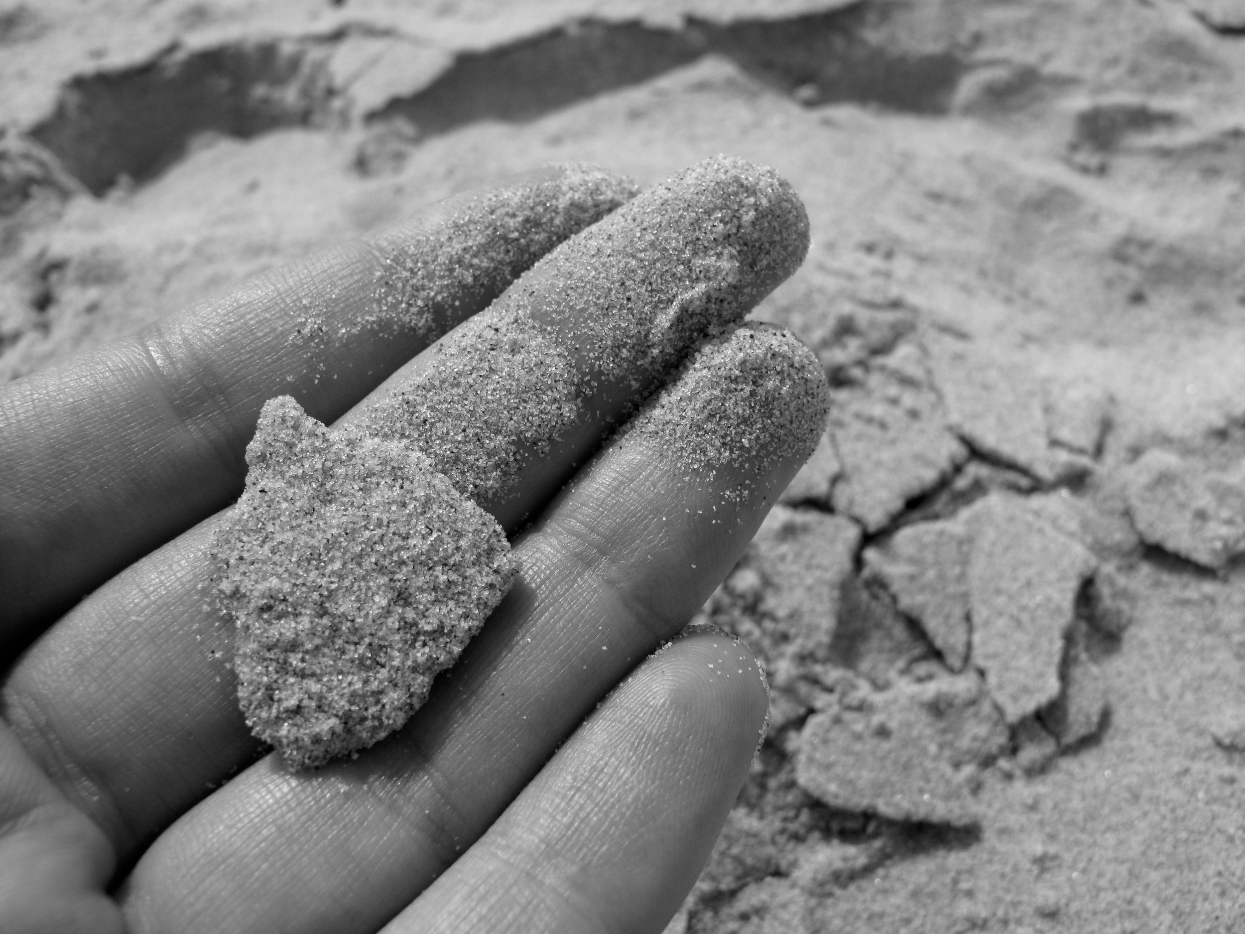 sand cakes