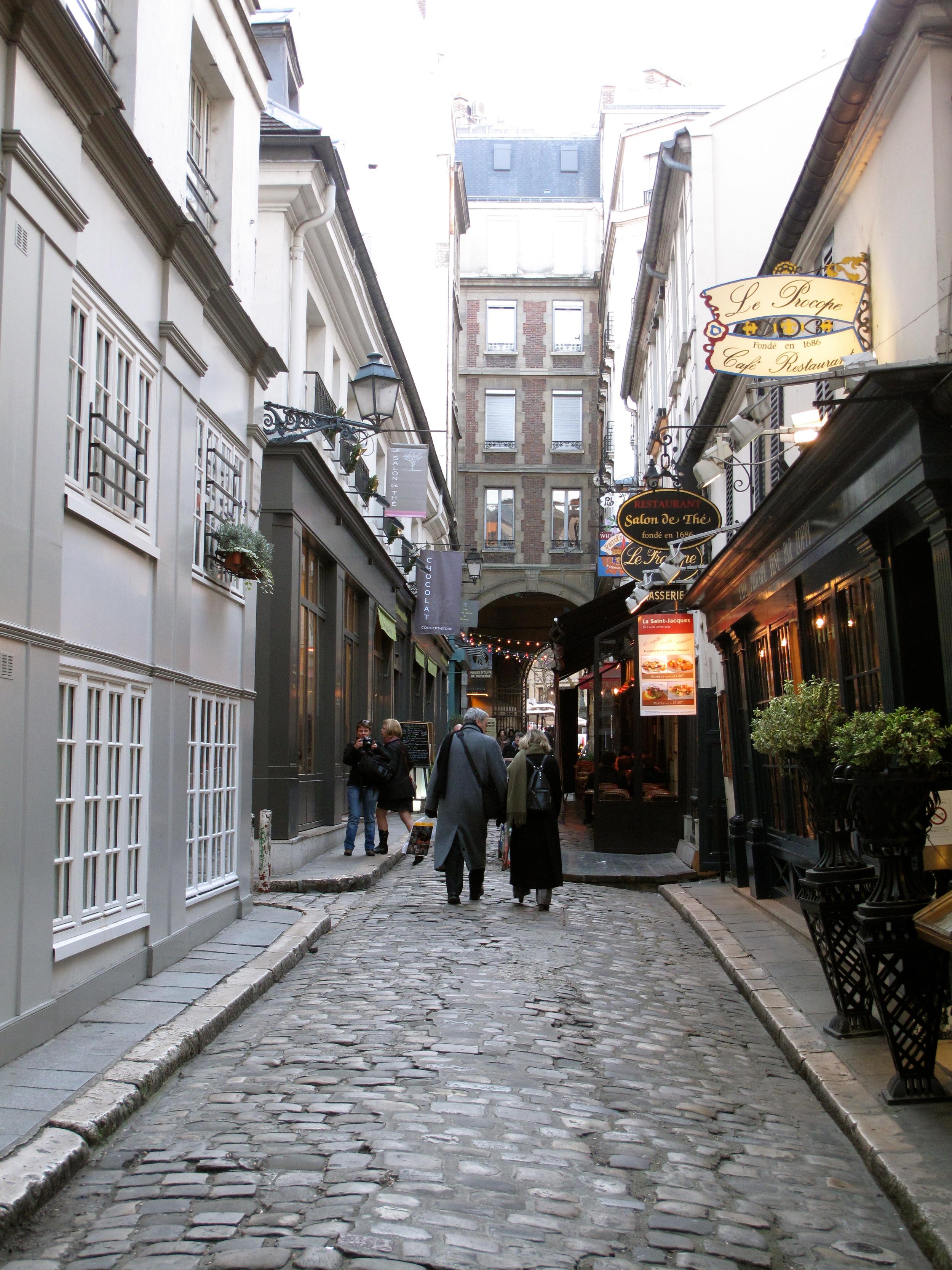 Rue de l'Ancienne-Comedie, Paris