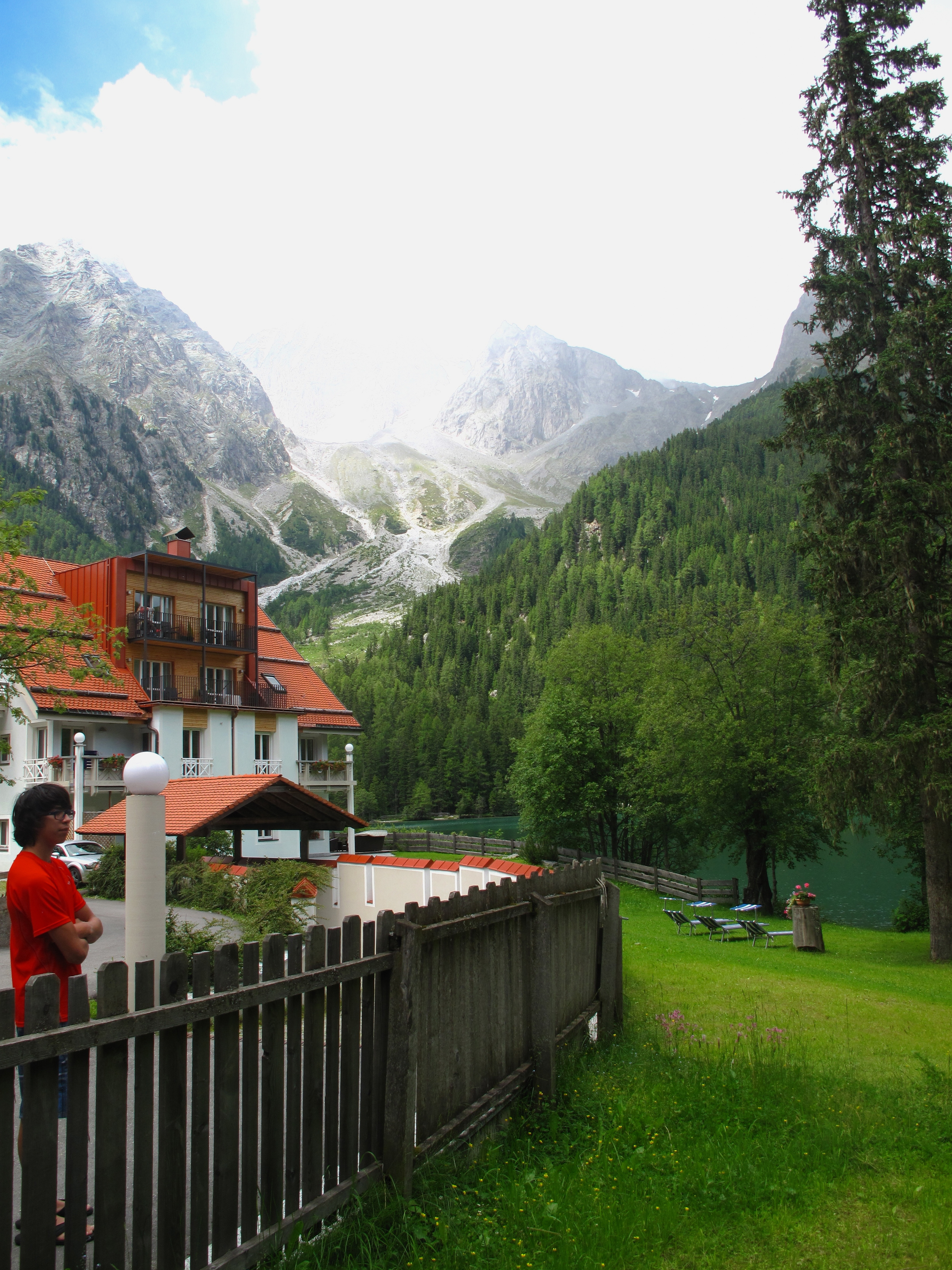 Tyrol Valley Austria - mountains, lakes and beautiful wooden houses