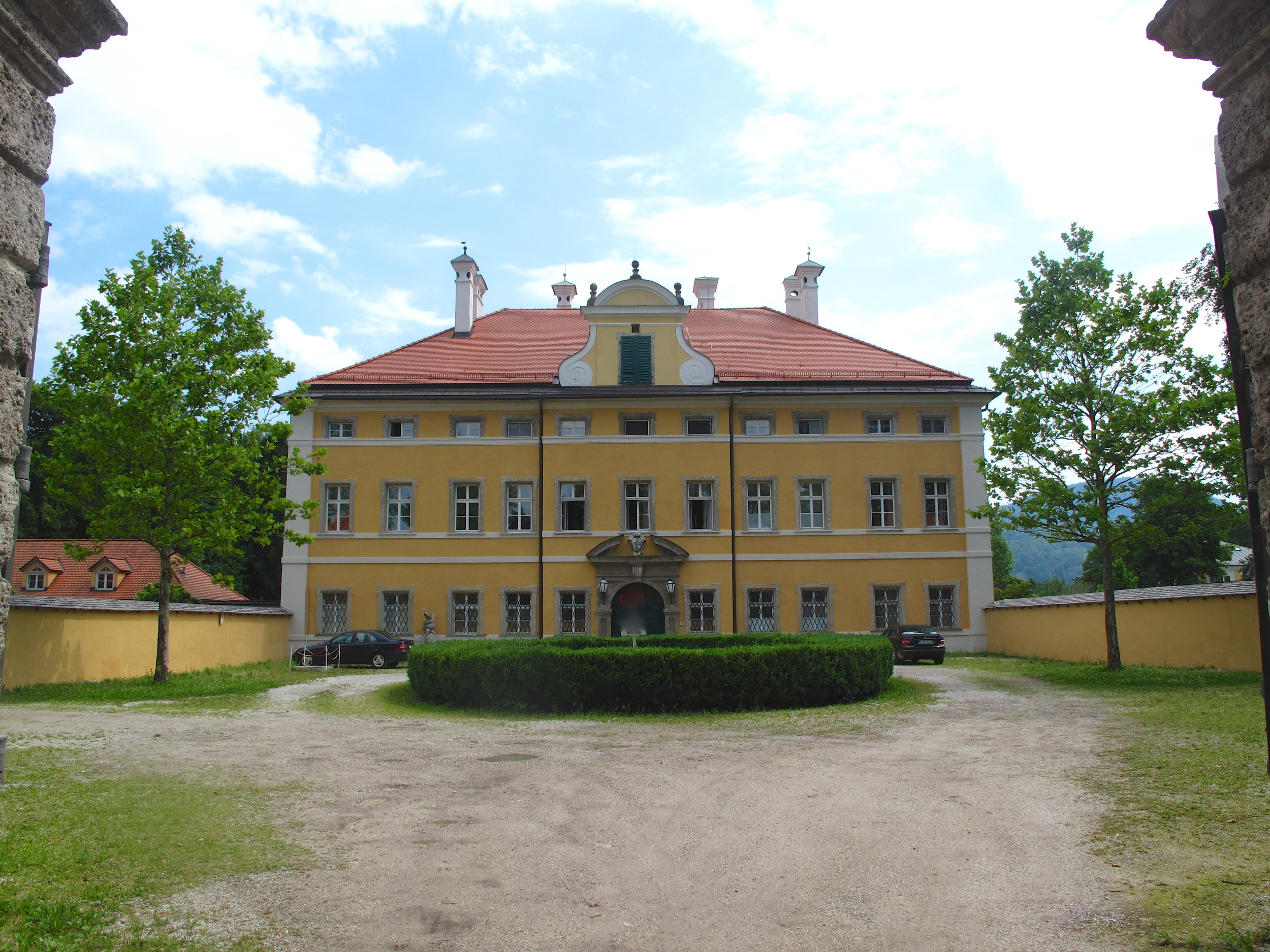 The House from the Sound of Music, in Salzburg