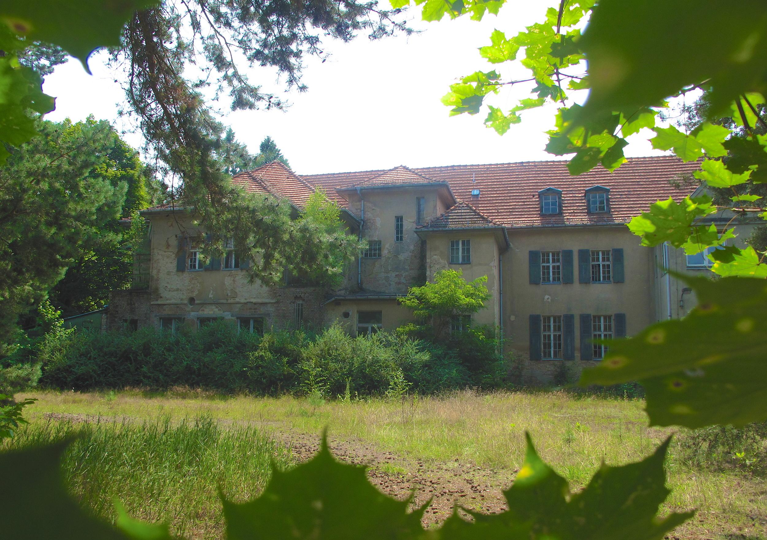 Elisabeth sanatorium, Berlin Abandoned places.