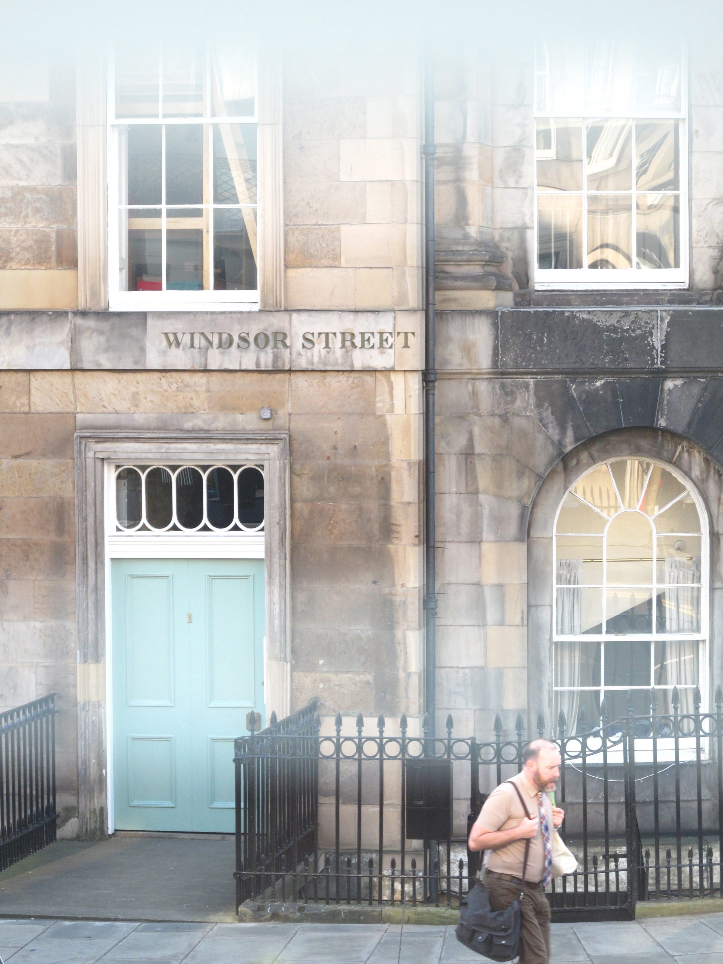 Windsor Street Edinburgh.