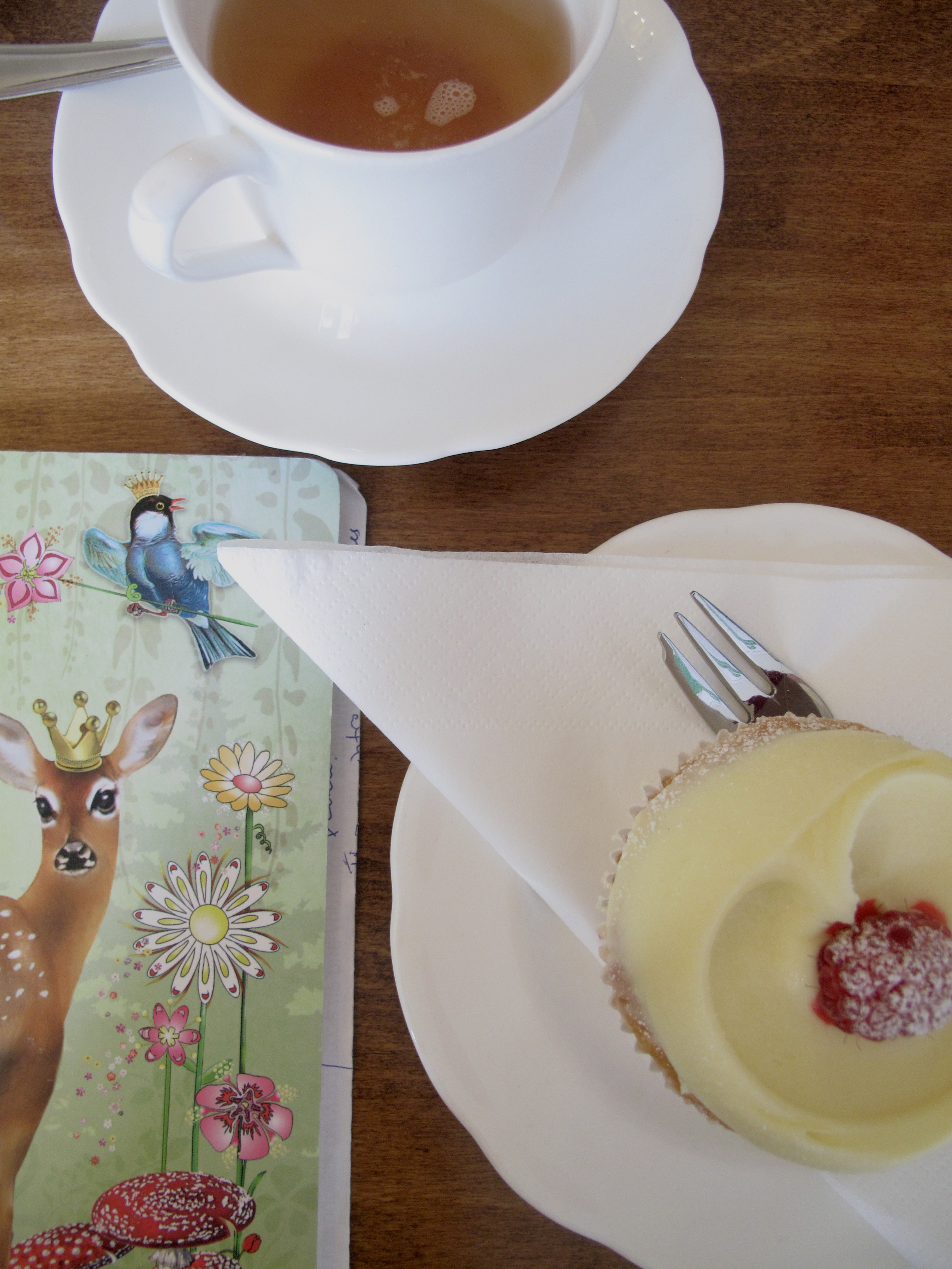 Cuckoo's Bakery Edinburgh - best cupcakes!