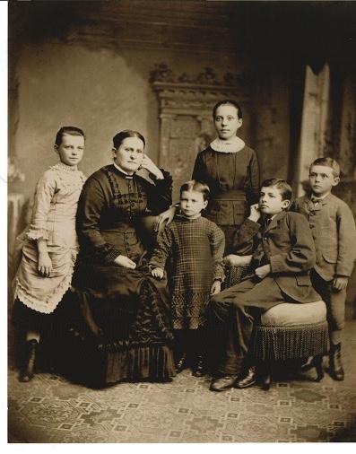 The Sprecher Family.